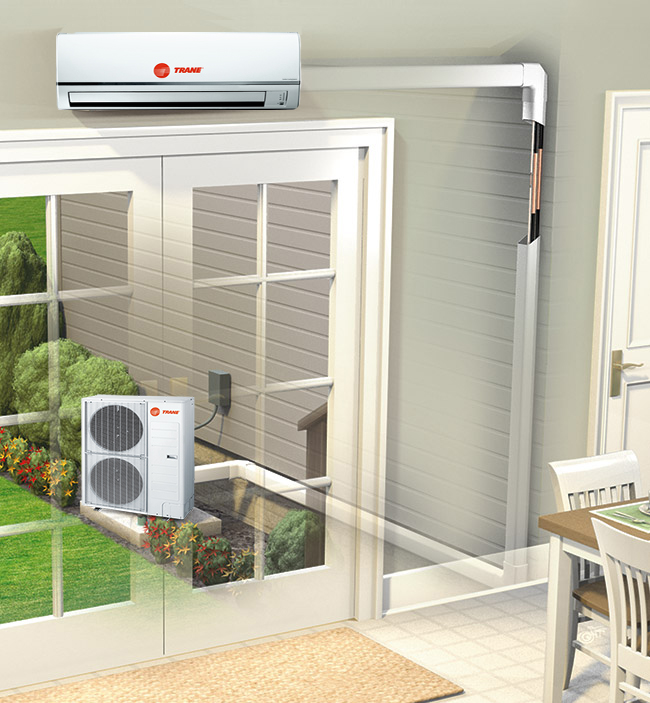 Ductless Systems Delcor